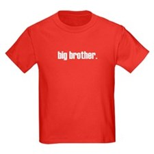 big brother plain T