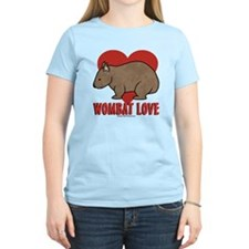 Wombat Love T-Shirt
