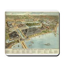 World's Columbian Exposition, Mousepad