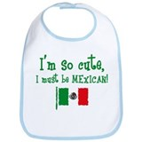 So Cute Mexican Bib