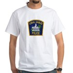 Coral Gables Police White T-Shirt