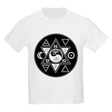 NewHermeticsWhiteblackfilled T-Shirt