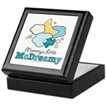 Mommy's Little McDreamy Keepsake Box