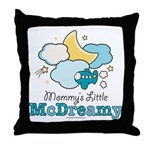 Mommy's Little McDreamy Throw Pillow