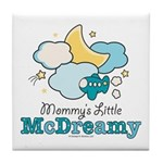 Mommy's Little McDreamy Tile Coaster
