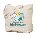 Mommy's Little McDreamy Tote Bag