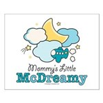 Mommy's Little McDreamy Small Poster