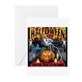 HALLOWEEN 1 Greeting Cards (Pk of 20)