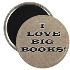 Big Books Magnet