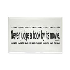 Funny Big books Rectangle Magnet