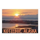 Kotzebue Sunset Postcards (Package of 8)