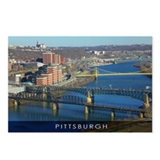 Bridges Over The Alleghany-Pittsburgh