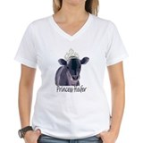 Cow Art Heifer Princess Shirt