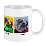 Grover the Bulldog Mug