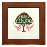 I LOVE CHLOE Framed Tile