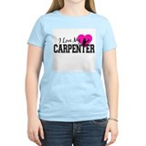 Mya's I Love My Carpenter T-Shirt