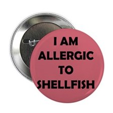 Shellfish Allergy Button