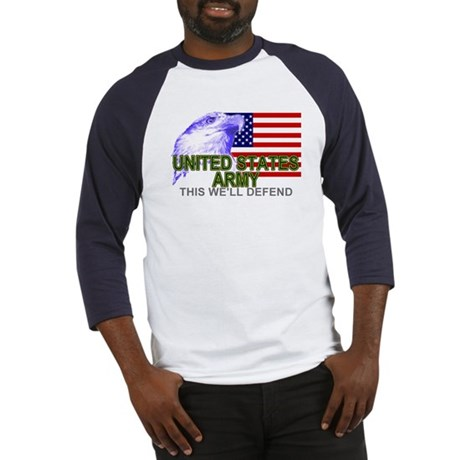 United States Army T-shirts & Baseball Jersey