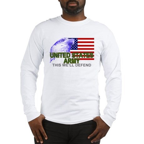 United States Army T-shirts & Long Sleeve T-Shirt