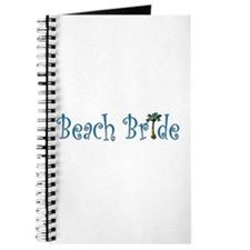 Beach Bride Palm Journal