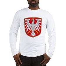 Frankfurt Coat of Arms Long Sleeve T-Shirt