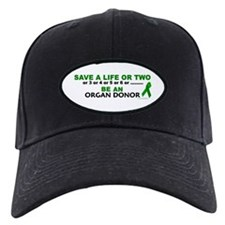 Save A Life Or Two Baseball Hat