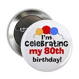 80th birthday Single