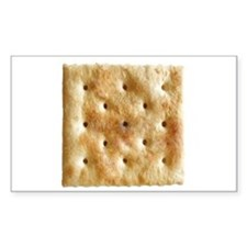 Cracker Rectangle Decal