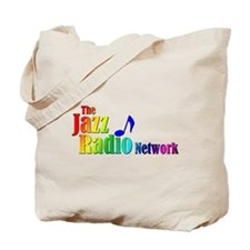 The Jazz Radio Network Tote Bag