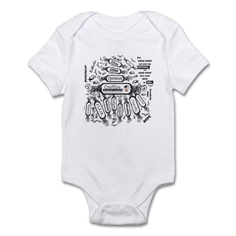 Creative Thought Graphic Infant Bodysuit