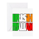 Irish Italian Greeting Cards (Pk of 10)