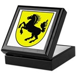 Stuttgart Coat of Arms Keepsake Box