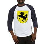Stuttgart Coat of Arms Baseball Jersey