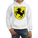Stuttgart Coat of Arms Hooded Sweatshirt