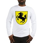 Stuttgart Coat of Arms Long Sleeve T-Shirt