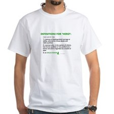 HERO Definitions (Organ Donor) Shirt