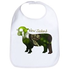 NZ sheep Bib