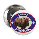 Kansas Free Mason 2.25