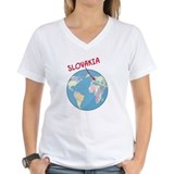 Slovakia Globe Shirt