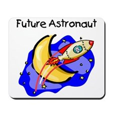 Future Astronaut Mousepad