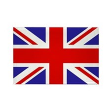 British Flag Rectangle Magnet