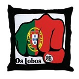 Portugal Fist 1935 Throw Pillow
