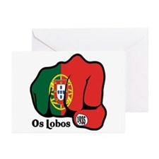 Portugal Fist 1935 Greeting Cards (Pk of 10)