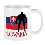 Slovak Hockey Small Mugs