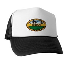 ESMERALDA - safari Trucker Hat