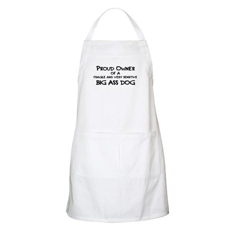 Big Ass Dog BBQ Apron