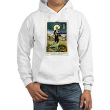 Swiss Absinthe Prohibition Poster (1910) Hoodie