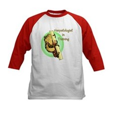 Herpetologist in Training Tee