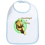 Herpetologist in Training Bib