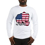 USA Fist 1975 Long Sleeve T-Shirt